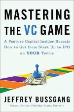 """""""Mastering the VC Game"""""""